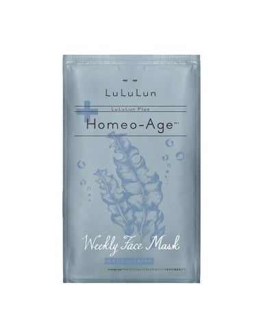 Lululun Homeo Age Weekly Face Mask