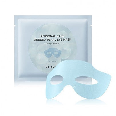 KLAVUU Personal Care Aurora Pearl Eye Mask Lifting & Moisture