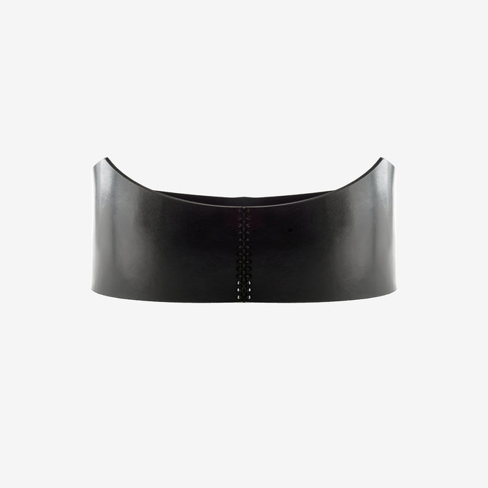 B102 Leather waist belt