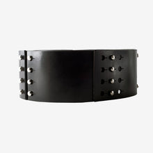 Load image into Gallery viewer, 0770 Kinky leather belt
