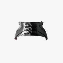 Load image into Gallery viewer, Fusion leather corset belt