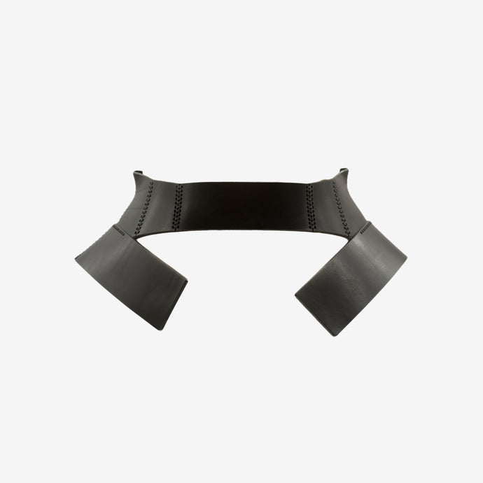 Artemide leather belt