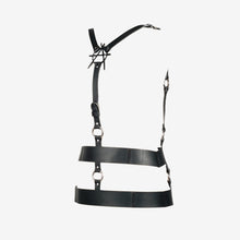 Load image into Gallery viewer, Nadine leather harness belt