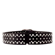 Load image into Gallery viewer, 0770 Lise studded leather belt