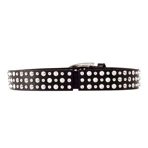 0770 Estelle studded leather belt