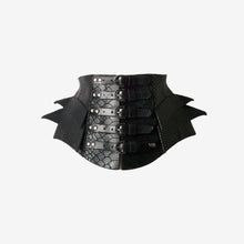 Load image into Gallery viewer, Eméline leather corset belt