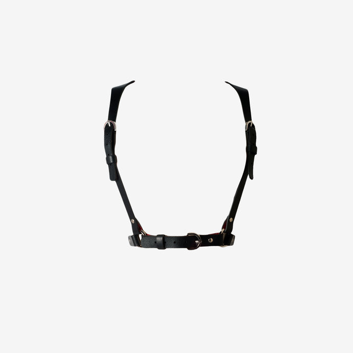 B80 Leather Harness