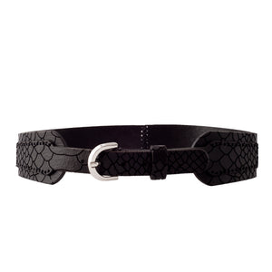 0770 Evelyne leather belt