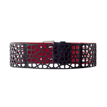 Load image into Gallery viewer, 0770 Bibiane leather waist belt