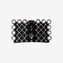 Load image into Gallery viewer, Violaine leather bag clutch