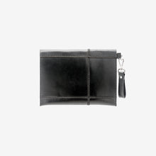 Load image into Gallery viewer, 0770 Sol leather clutch