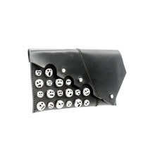 Load image into Gallery viewer, 0770 Ares leather munk clutch