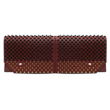 Load image into Gallery viewer, Marjolaine leather clutch