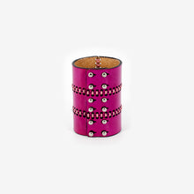 Load image into Gallery viewer, C13SS21 leather cuff