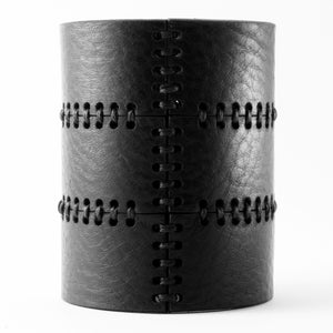 0770 Santorini leather cuff