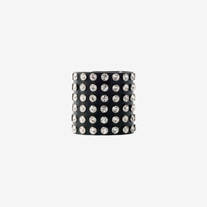 Louane leather cuff