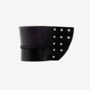 Giava leather cuff