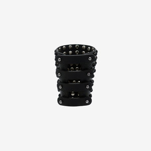 Thesan leather cuff