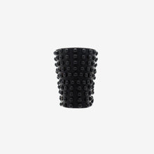 Load image into Gallery viewer, 0770 Thesan black studded leather cuff