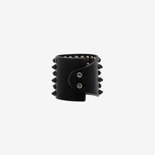 Load image into Gallery viewer, Bowery leather cuff