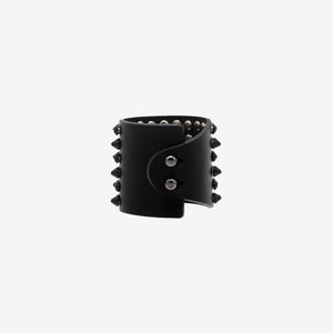 C69SS21 leather cuff