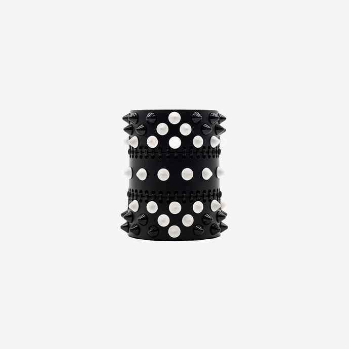 Alix leather cuff