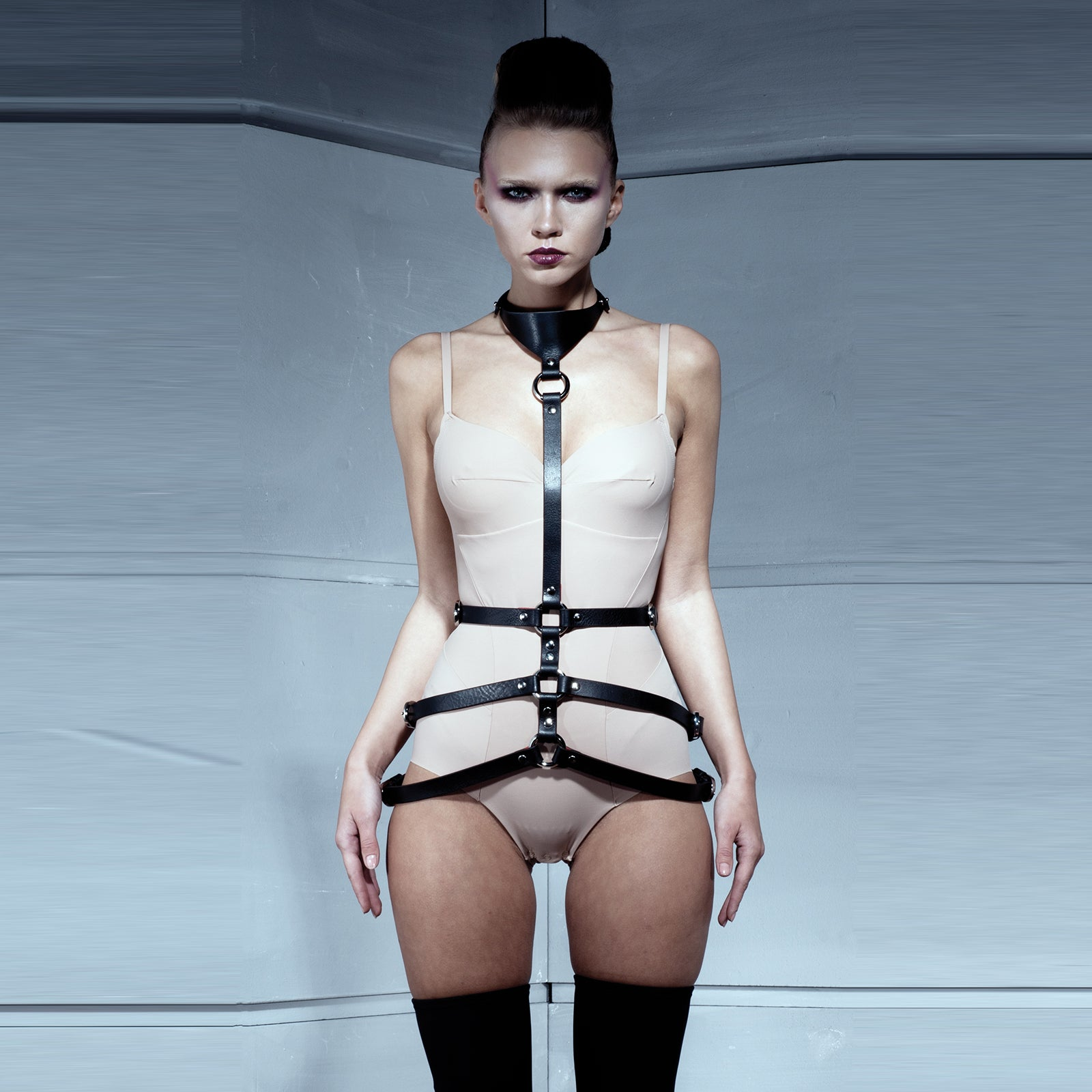 B81 Leather Harness - 0770shop