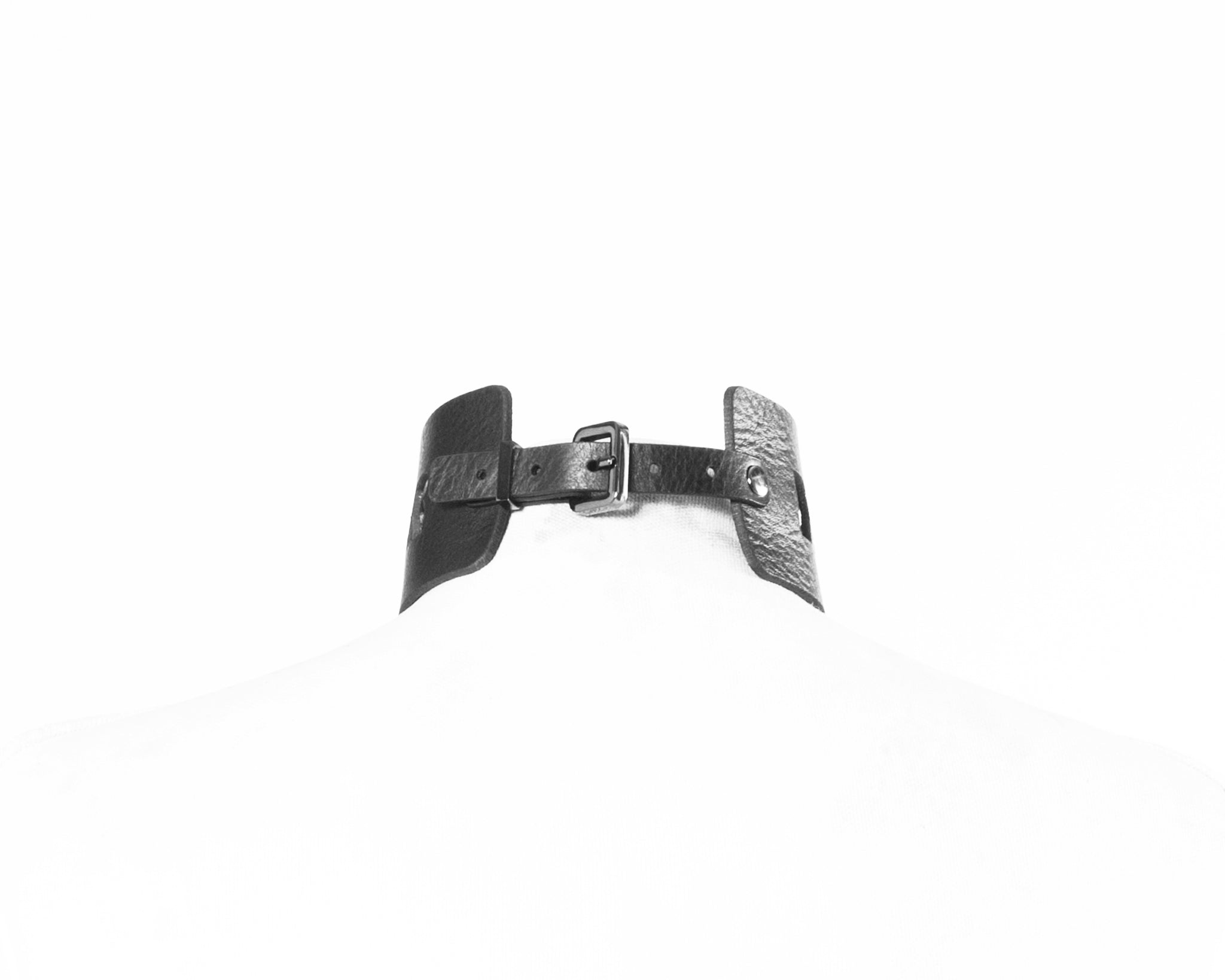 N56 Custom Leather Choker Collar - 0770shop