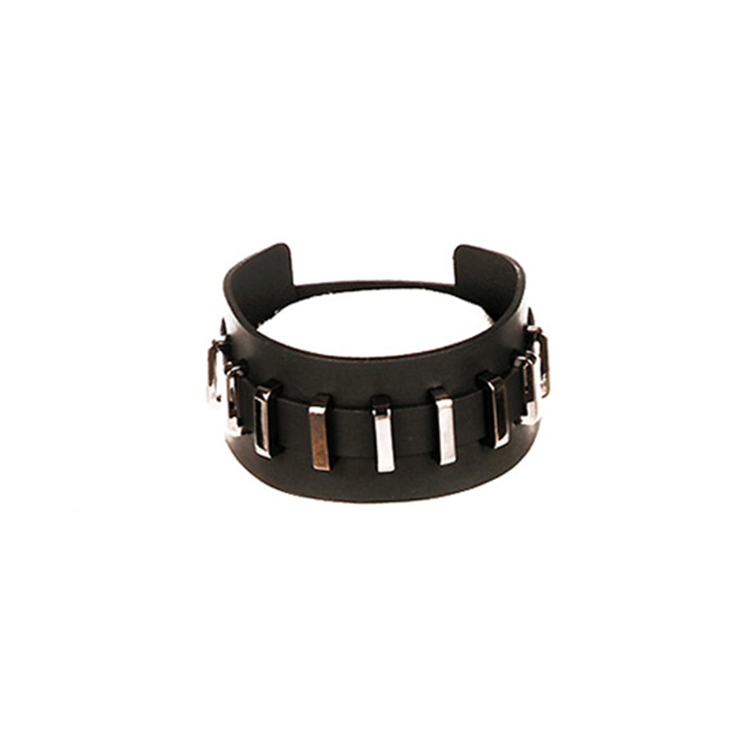0770 May leather choker
