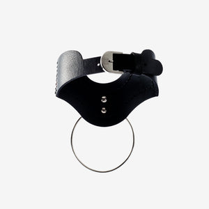 Lolie leather choker