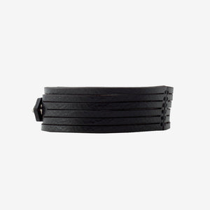 Yasmine leather choker