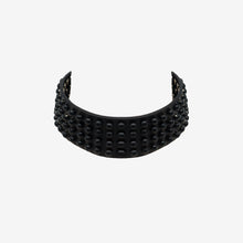 Load image into Gallery viewer, Giunone leather choker