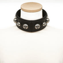 Load image into Gallery viewer, 0770 Ilizia leather choker