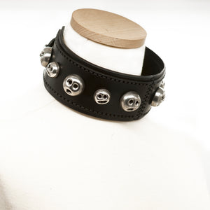 0770 Ilizia leather choker
