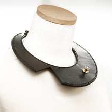 Load image into Gallery viewer, 0770 Astrea leather necklace