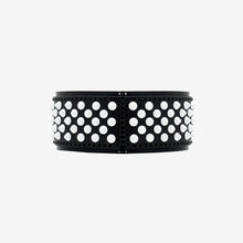 Load image into Gallery viewer, Florentine leather choker