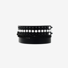 Load image into Gallery viewer, Aude leather choker