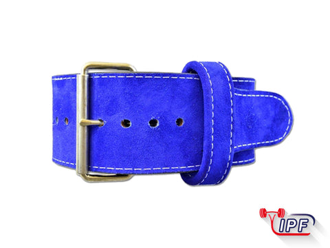 Titan | Toro Suede Single Prong Belt