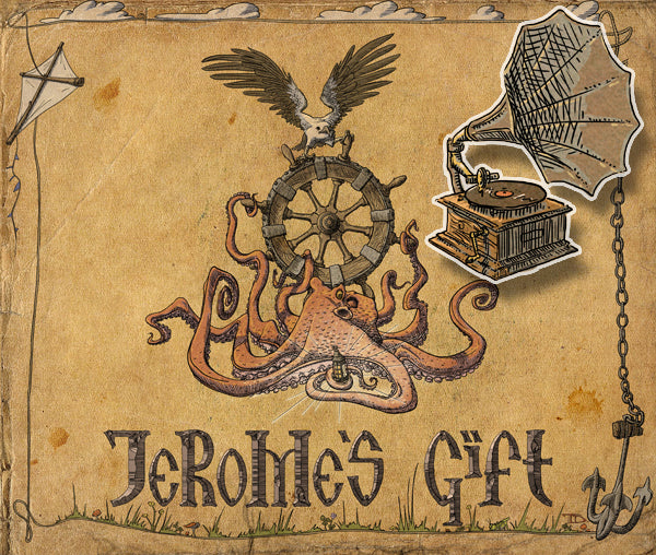 Jerome's Gift - (Audio Book)