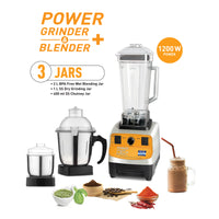 KENT Power Grinder & Blender Plus