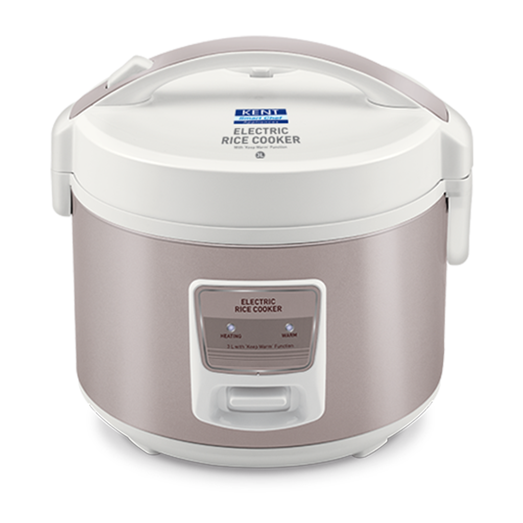 KENT Electric Rice Cooker - 3L