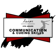 CPD: Communication and Cueing Skills - September 2020