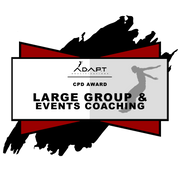 CPD: Event and Large Group Coaching - August 2019