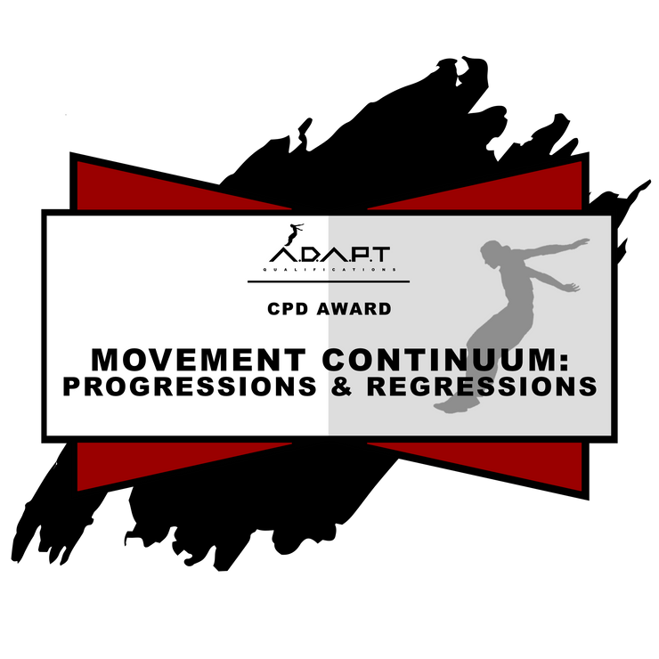 Continued Professional Development Course: Movement Continuum (North America)