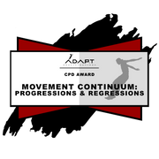Continued Professional Development Course: Movement Progressions and Regressions (Asia)
