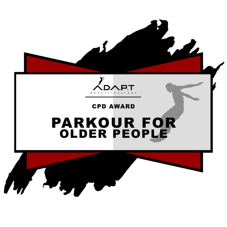 CPD: Parkour for Older People (North America)