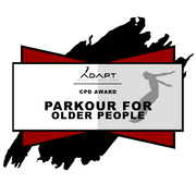 CPD: Parkour for Older People - October 2019