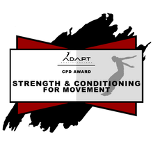 Continued Professional Development Course: Strength and Conditioning (South America)