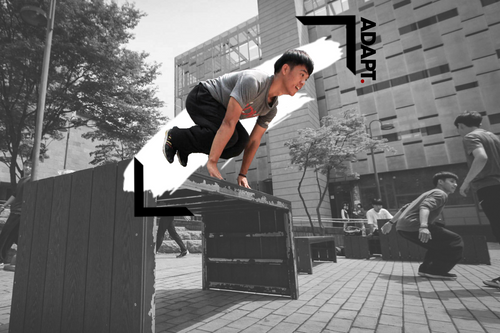 Next Gen Parkour Workshops (Asia)
