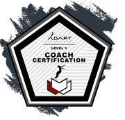 Level 1 Coach Certification - December 2020
